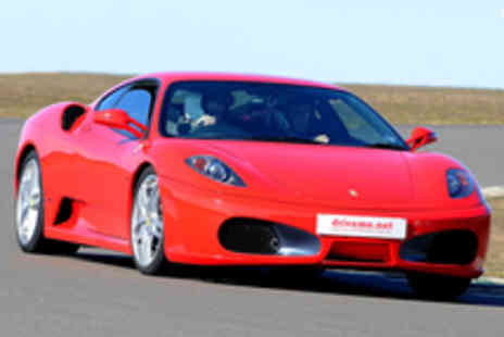 driveme - Thrilling Twelve Lap Supercar and 4x4 Driving Experience for One Person - Save 48%