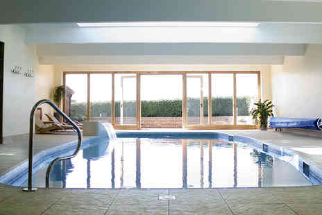 The Grange Spa - Full Day Heavenly Hydration Spa Package with Treatment and Lunch - Save 49%