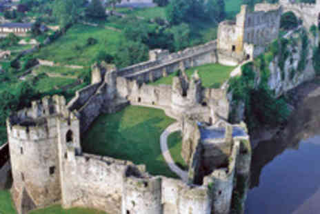 Cadw - Family Entry to Chepstow Castle - Save 26%