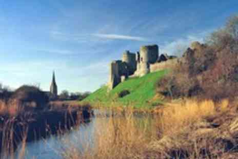 Cadw - Family Entry to Kidwelly Castle - Save 17%