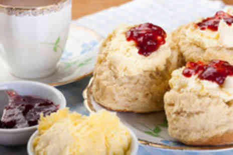 Trebaron Garden Centre - Cream Tea and Sandwiches for Two - Save 50%