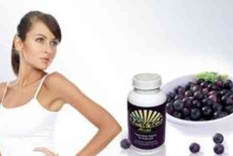 Acai 4 U - Two month supply of Pure Acai - Save 71%