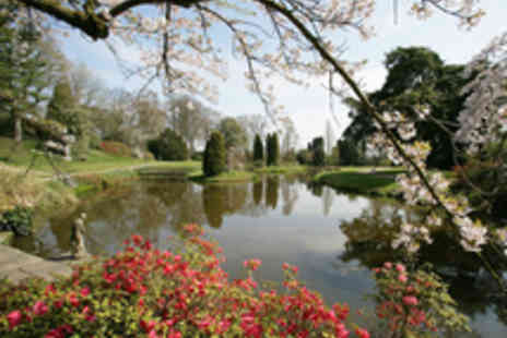 Cholmondeley Castle Gardens - Family Entry to Cholmondeley Castle Gardens - Save 39%