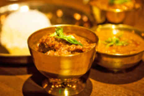 Wee Gurkha Curry House - Nepalese Taster Menu Experience for Two - Save 50%