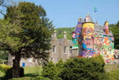 Kelburn Castle  - Day of Family Fun and Activities  - Save 47%