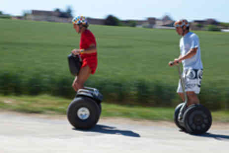 The Edge Outdoor - Segway Trekking Experience for One  - Save 51%