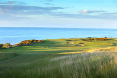 Fairmont St Andrews - Fairmont St Andrews Golf for Two on The Torrance or Kittocks Courses - Save 51%