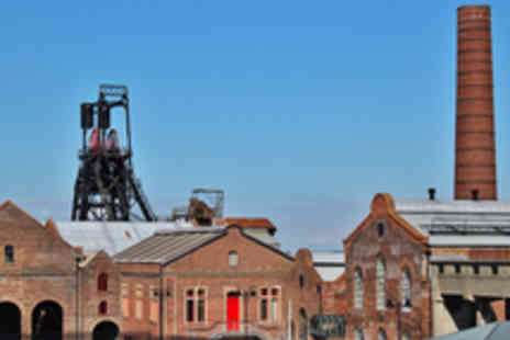The National Mining Museum Scotland - Family Entry to National Mining Museum Scotland - Save 53%