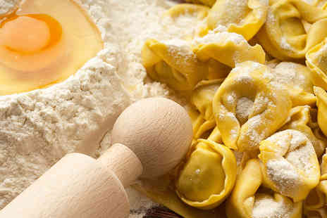 Harts Barn Cookery School - Two Hour Italian Pasta Making Class for One - Save 56%