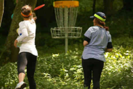Mendip Snowsport Centre - Frisbee Golf with Disc Hire and Free Memento Disc for Two - Save 58%