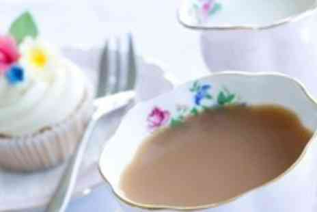 Angels Caf - Afternoon Tea For Four - Save 64%