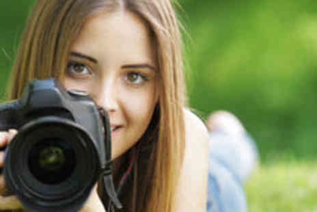 Professional Photographer Bath - Three Hour DSLR Photography Workshop  - Save 76%