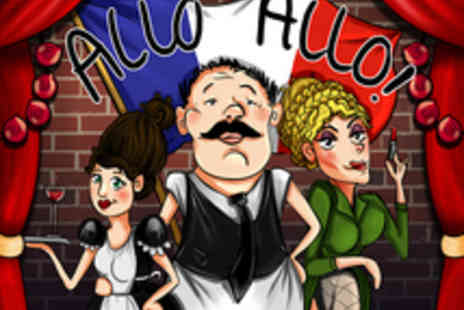 Far Out Theatre - Tickets to Allo Allo  - Save 45%