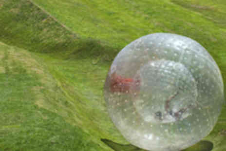 Thunderballz - Zorbing Experience with Two Runs for Two - Save 58%