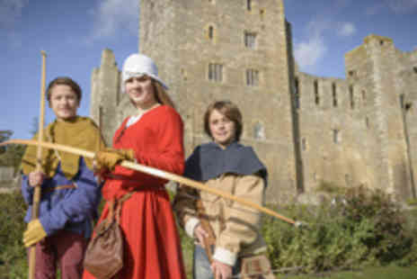 Bolton Castle - Adult and Family Tickets to Bolton Castle, Gardens and Grounds - Save 53%