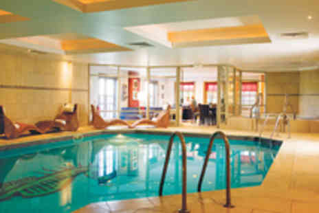 Wood Hall Spa & Hotel - Luxury Yorkshire Spa Day with Treatment and Choice of Champagne Afternoon Tea or Elevenses - Save 40%