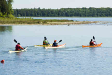 Woodmill Outdoor Activities Centre - One Day Introduction to Kayaking Session - Save 40%