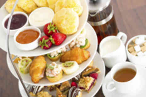 The Keys Restaurant - Afternoon Tea for Two with Sparkling Wine Option - Save 57%