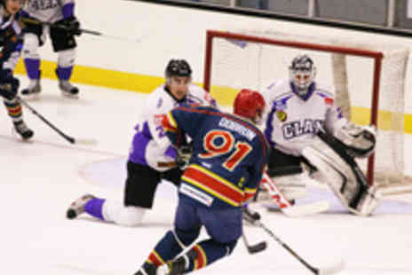 Edinburgh Capitals - Tickets to Edinburgh Capitals v Dundee Stars Ice Hockey Game - Save 47%