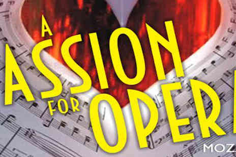 On Fife  - Tickets to A Passion for Opera  - Save 50%
