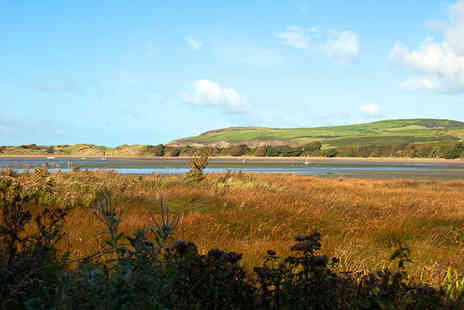 Fishguard Holiday Park  - Three nights Pembrokeshire coast caravan break for up to six - Save 43%