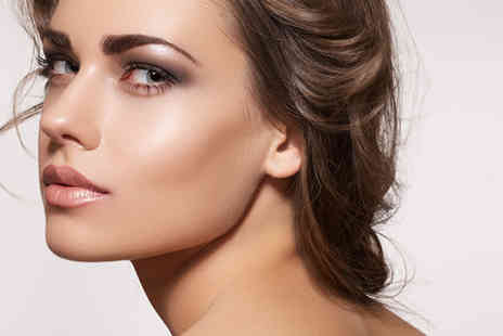 Styles Hair & Beauty - Eyebrow wax and tweeze including tint  - Save 55%