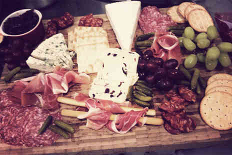 Artigiano - Bottle of Prosecco and charcuterie platter for Two - Save 49%