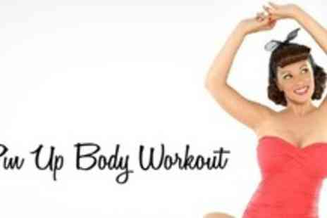 Pin Up Body Workout - Two Hour Workout Plus 1940s Makeover and Vintage Tea Party - Save 61%
