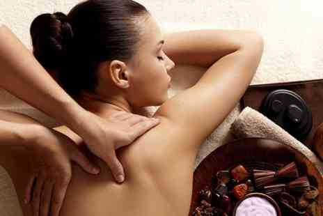 Healing Energy Studio - One Hour Massage Plus Indian Head Massage  - Save 65%