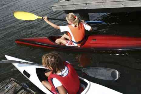 Liverpool Watersports Centre - One Hour Kayaking Taster Session  - Save 50%