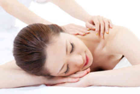 Beauty Temple - Massage and Foot Treatment Including Chocolates and Prosecco for One  - Save 47%