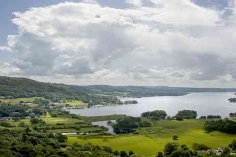 Cedar Manor Hotel - Two nights stay in Lake District  - Save 45%