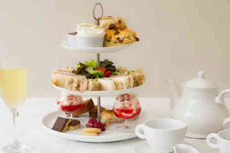 Stepping Stones Bar & Restaurant - Luxury afternoon tea for two - Save 53%