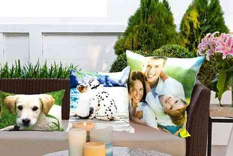Dip Into - Personalised Photo Cushions  - Save 50%