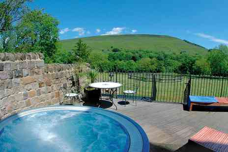 Losehill House Hotel & Spa - Hope Valley Spa Day including Treatment & Lunch - Save 42%