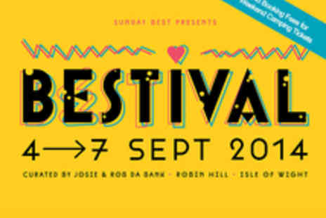 Camp Bestival - Weekend Camping Tickets to Bestival - Save 50%