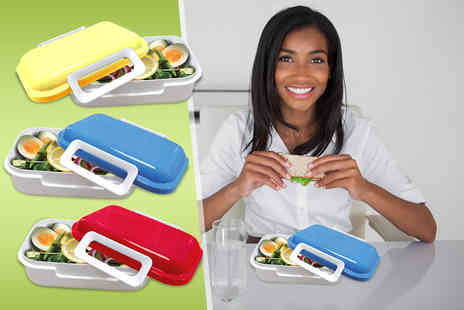 Cost Mad - Freeze N Go lunchbox and microwave lide  - Save 50%