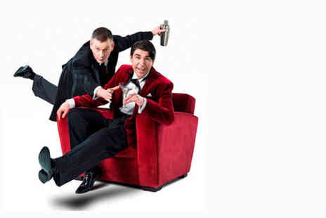 London Theatre Direct - Ticket to see Jeeves and Wooster Perfect Nonsensn - Save 51%