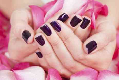 Nods Hair & Beauty - Shellac Manicure or Pedicure - Save 50%
