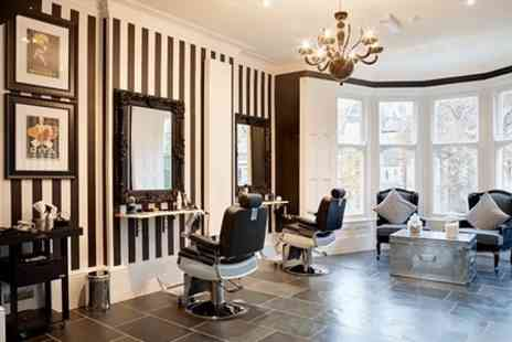 Belle Toujours - Luxury Shave and Haircut With Elemis Products - Save 56%