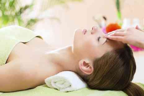 Laser Studio Beauty Center - Choice of Back Massage Plus Head Massage - Save 78%