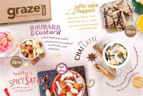 graze - Graze Box Delivery Subscription - Save 64%