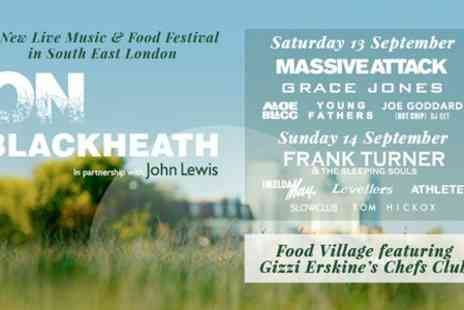 On Blackheath Festival - Sunday Entry For One Under 12 at On Blackheath Festival  - Save 100%