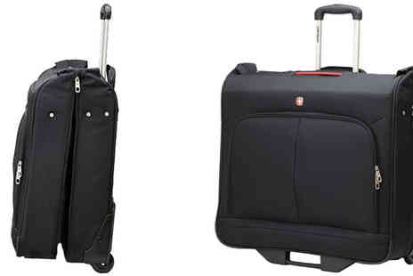 Ultimate Products - Wenger Wheeled Travel Bag - Save 71%