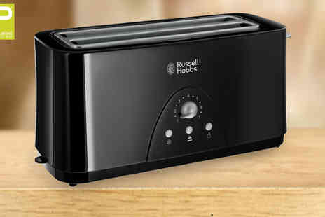Ultimate Products - Russell Hobbs Heritage 4 Slice Toaster - Save 72%