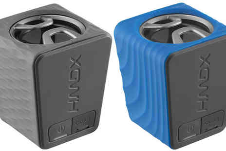 Ultimate Products - HMDX Burst Rechargeable Portable Speaker - Save 60%