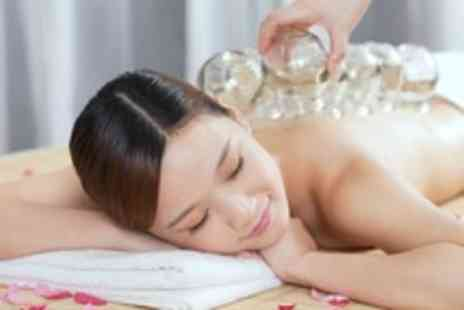 Detox Therapy - One hour cupping massage  - Save 85%