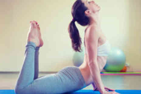 Yoga Bristol - Six or Ten Yoga Classes for One Person - Save 65%