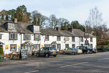 Royal Oak Appleby - One Night  Stay for Two People with Daily Full English Breakfast and a Bottle of Wine If Dining - Save 57%