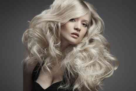 Energy Hair Salon - Colour With Cut and Finish - Save 63%